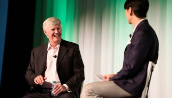 Microsoft board member John Stanton: 'Far fewer' employees leaving to launch startups