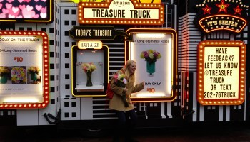 Amazon's second Treasure Truck deal sells out in an hour, courting Valentine's Day procrastinators