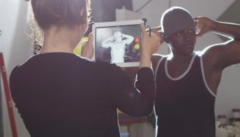 How an iPad add-on transforms the visual effects of 'Marvel's Agents of S.H.I.E.L.D.'