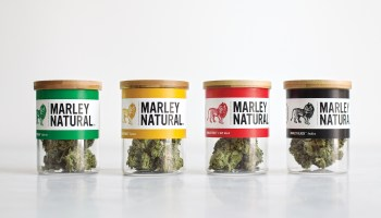 Marley Natural unveils new marijuana strains, lotions, and accessories