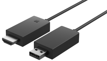 Microsoft updates wireless display adapter with smaller housing, less latency