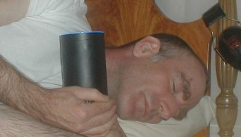 Outrageous Amazon Review of the Week: The man in a serious relationship…with Alexa