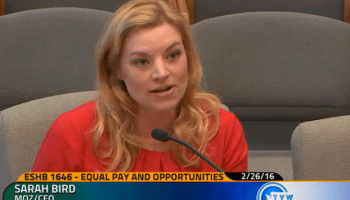 Tech leaders support move to let workers openly discuss their pay, in push for gender equity