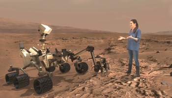Destination: Mars and Erisa Hines