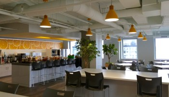 Nuance brings together all of its Seattle employees in one downtown building