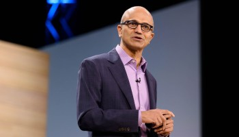 Microsoft CEO Satya Nadella's book is called 'Hit Refresh,' due out in 2017