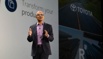 Microsoft takes stake in new Toyota connected car subsidiary that utilizes Azure