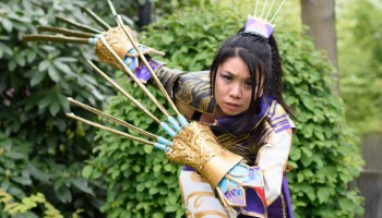 The amazing cosplay and colorful characters of Emerald City Comicon