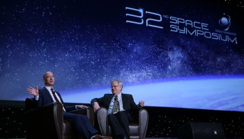 Jeff Bezos: What the commercial space industry can learn from the Internet revolution