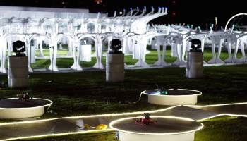 Push the propeller to the metal: Drone racing is coming to ESPN