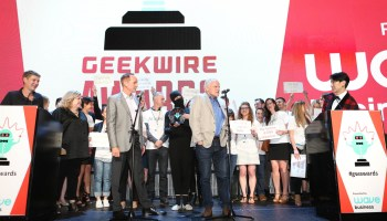 GeekWire Awards: Vote for Seattle's most promising Startup of the Year