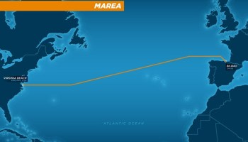 Microsoft and Facebook plan 4,100-mile cable under Atlantic, capable of record-breaking 160Tbps