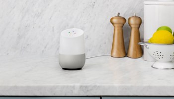 First look at Google Home, the search giant's Amazon Echo challenger