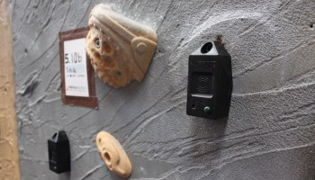 Meet UpRope: A fitness and route tracking system for indoor rock climbers