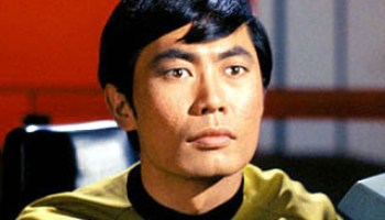 Boldly go to zero gravity with Sulu: Weightless flight with 'Star Trek' star George Takei will cost you $6,500