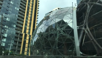 Amazon biospheres: What will happen inside those giant glass orbs, and why the company is building them