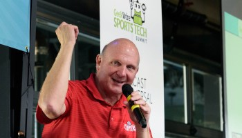 GeekWire Radio: L.A. Clippers owner Steve Ballmer on sports technology, streaming games and the future of the fan experience
