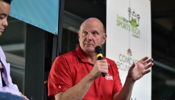 Owner Steve Ballmer shares his vision for an online streaming service run by the Clippers
