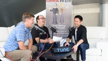 GeekWire Radio at Postback: Inside the world of dating apps, mobile marketing, and Clash of Clans