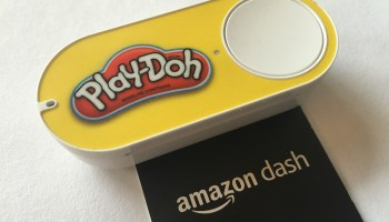 Goodbye, Dash: Amazon will end support for geeky shopping gadgets