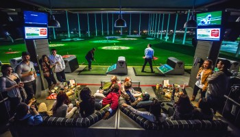 Q&A with Topgolf's CEO about the popular sports entertainment company and a possible Seattle location