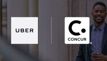 Concur and Uber expand business travel partnership