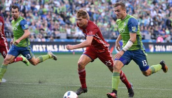 GeekWire Trivia: Win tickets to see the Sounders take on Real Salt Lake
