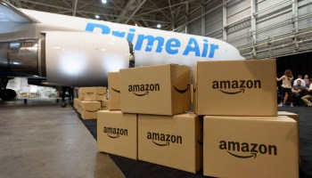 Amazon shelling out record sums for shipping in push for faster delivery