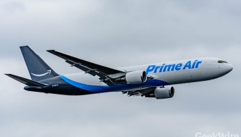 Amazon Air leases another 10 large jets, adding capacity to its growing delivery network