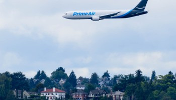Amazon Air cargo network adding 15 more planes, with fleet expected to hit 70 by 2021