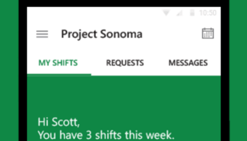 Microsoft testing potential Slack rival app to help shift workers organize schedules and chat with colleagues