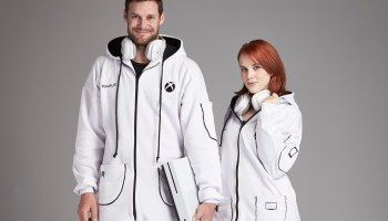 Microsoft reveals the 'Xbox Onesie' and the internet goes nuts