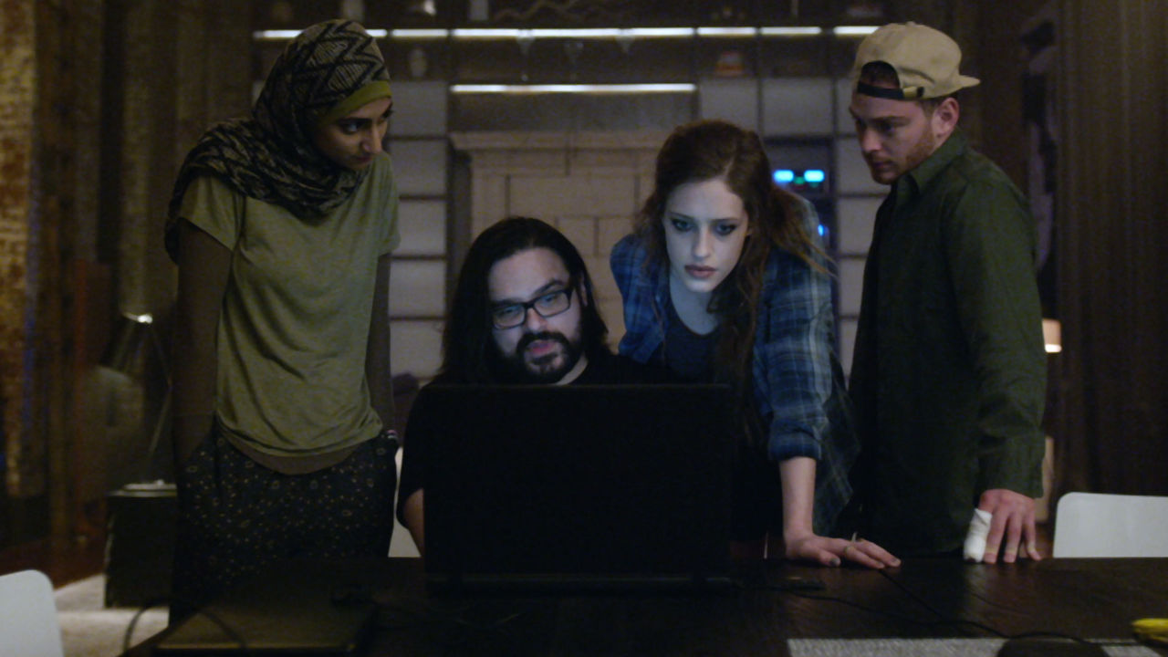 Go Get It Girl Laptop Wallpaper Mr Robot Rewind Analyzing Fsociety S Hacking Rampage