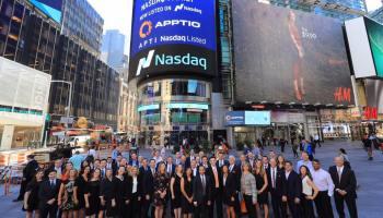 Apptio beats revenue expectations again during its third quarter