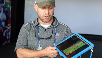 PGA Tour follows NFL, starts utilizing Microsoft devices at pro golf tournaments