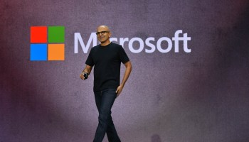 Microsoft CEO Satya Nadella: 'We are not pursuing AI to beat humans at games'
