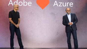 Adobe's use of Microsoft Azure will complement, not replace, AWS and its own cloud