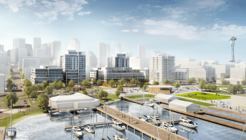 New images show how Google's Seattle campus will transform the South Lake Union neighborhood