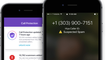 Spam blocker and fraud protection app Hiya launches for iPhone and iOS 10