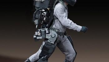 Sarcos Robotics raises $10.5M from Microsoft, Caterpillar and GE for heavy-duty robotics technology