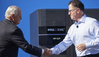 Dell and EMC complete merger, becoming Dell Technologies and preparing to battle AWS and Azure