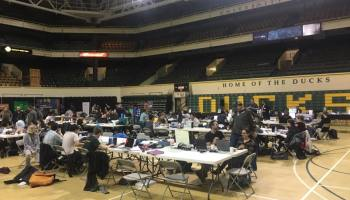 Here are the winning ideas from the first collegiate sports tech hackathon