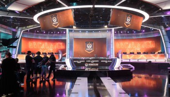 Video: Inside Turner's eSports ELEAGUE studio as Season 2 playoffs kick off this week