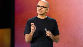Microsoft CEO Satya Nadella: 'We are the company that stands for builders, makers and creators'
