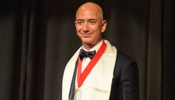 Jeff Bezos tweets thanks for philanthropy suggestions and promises 'more to come'
