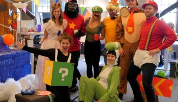 Geekoween 2016: Seattle startups get in the spooky spirit with some truly impressive costumes