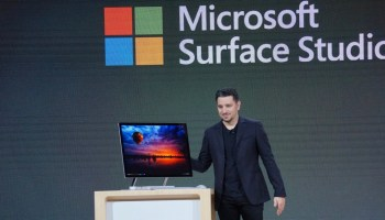 Microsoft's $3,000 Surface Studio boasts 'thinnest desktop monitor ever created,' plus 'Surface Dial'