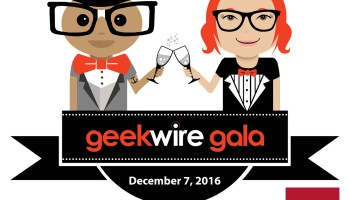 GeekWire Gala early-bird tickets on sale now: Get yours today before this epic holiday party sells out
