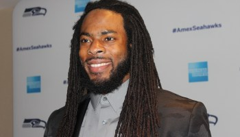 Seahawks star Richard Sherman on Donald Trump, Microsoft Surface, power of grit, favorite apps