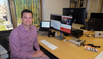 Working Geek: How Convoy CTO Grant Goodale gets his best ideas